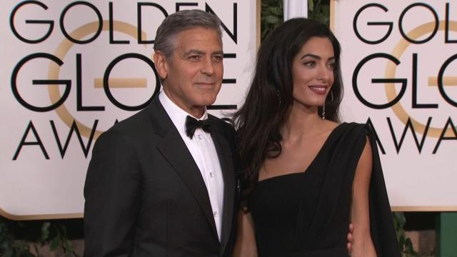George and Amal Clooney have joined the fight against hate groups in the United States.