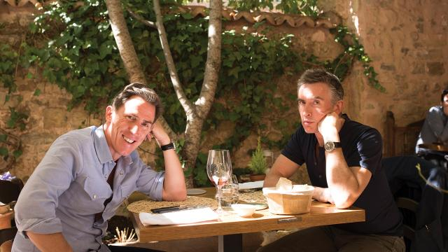 """Rob Brydon and Steve Coogan in """"The Trip to Spain."""" (Deseret Photo)"""