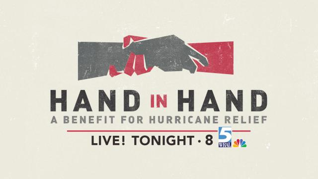 'Hand In Hand' Telethon Airs Tonight For Hurricane Victim Relief