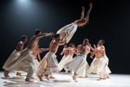 IMAGES: Review: A Work That Conjures Desert Sands and Whirlwinds
