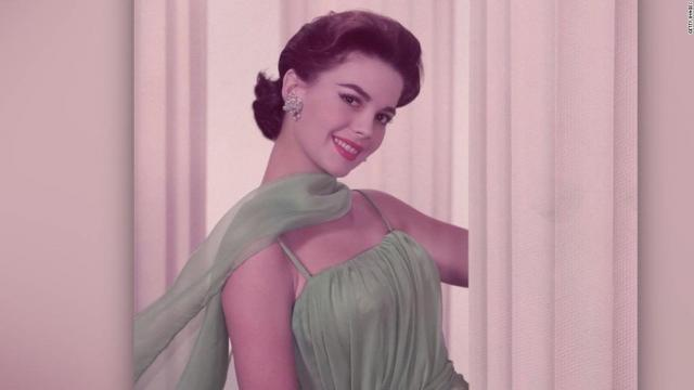 """**This image is for use with this specific article only** Natalie Wood, a top-tier actress who starred in """"West Side Story"""" and """"Splendor in the Grass,"""" died in 1981 after falling into the ocean off Catalina Island in California while boating with husband Robert Wagner and friend Christopher Walken."""
