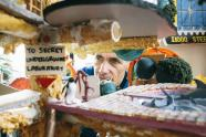 IMAGES: A Creator of the Zany 'Treehouse' World