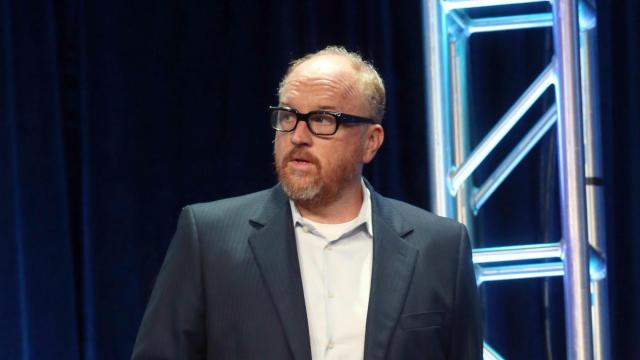 Louis C.K. released a statement in response to assault allegations.