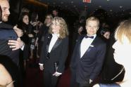 IMAGE: Ronan and Dylan Farrow Dismiss Their Brother's Woody Allen Defense