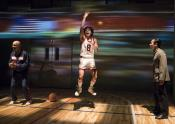 IMAGES: Review: Basketball Meets Tiananmen Square in 'The Great Leap'