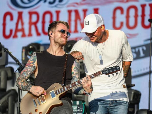 country music vs rock music
