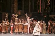 IMAGES: 4 Buzzy 'Romeo and Juliet' Debuts, 1 Fainthearted Production