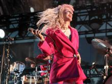 Paramore visits Red Hat Ampitheatre