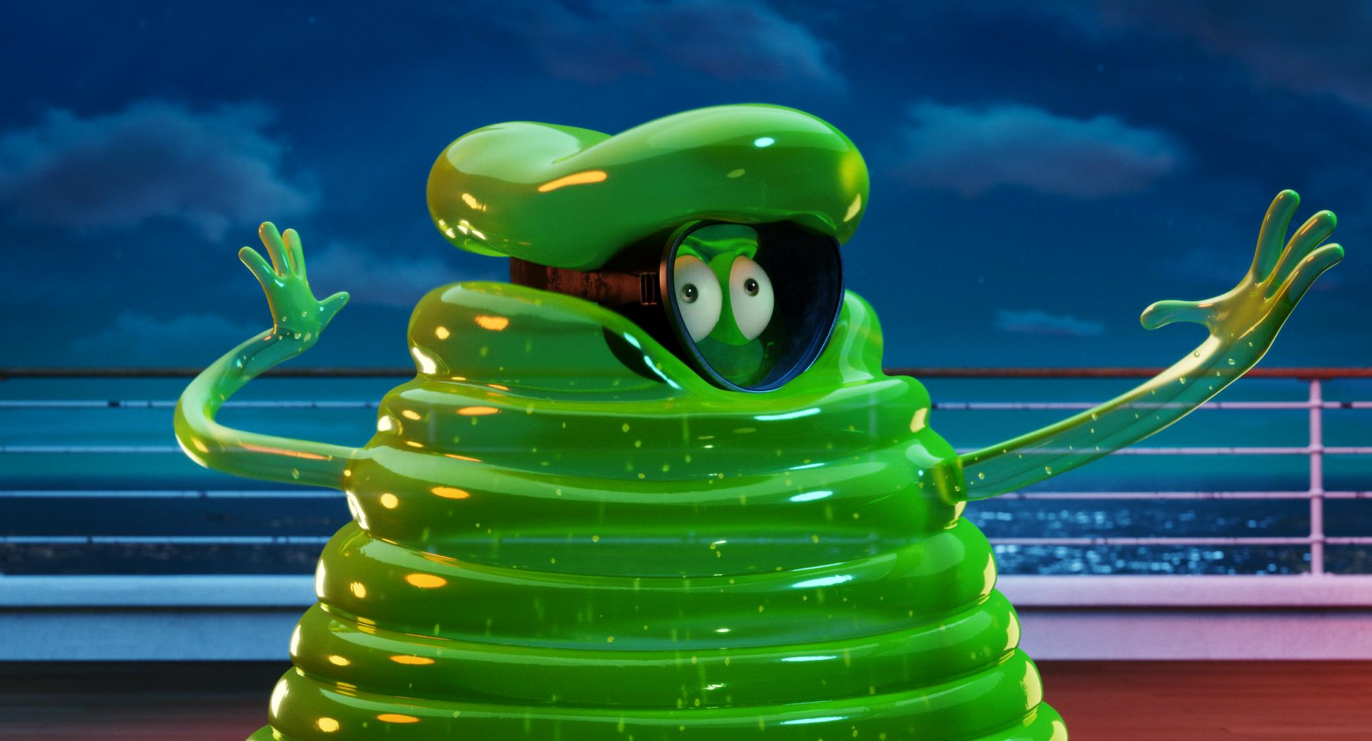 Review: 'Hotel Transylvania 3: Summer Vacation' will make your kids