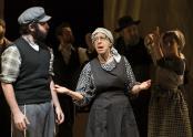 IMAGES: 'Fiddler' in Yiddish? Sounds Crazy, Nu?