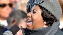 IMAGE: Aretha Franklin gravely ill at Detroit hospital
