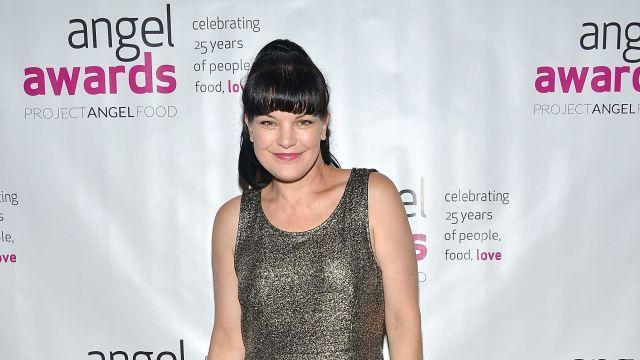 Pauley perrette tied up