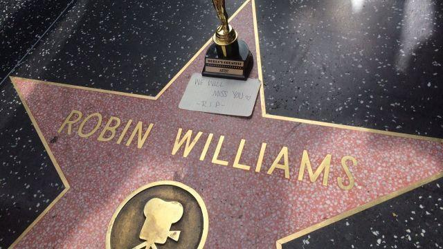 Robin Williams remembered in latest HBO doc on comics 'gone too soon'