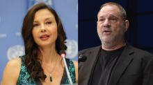IMAGE: Harvey Weinstein files motion to dismiss Ashley Judd suit