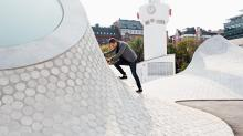 IMAGES: Finland's New Star Bubbles to the Surface