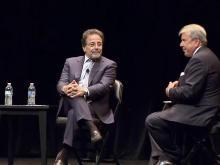 Complete interview: David Crabtree speaks with David Rudolf, Allyson Luchak