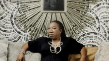 IMAGES: She Founded Me Too. Now She Wants to Move Past the Trauma.