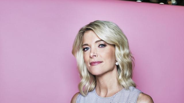 Megyn Kelly Showed Her Face, and Much More