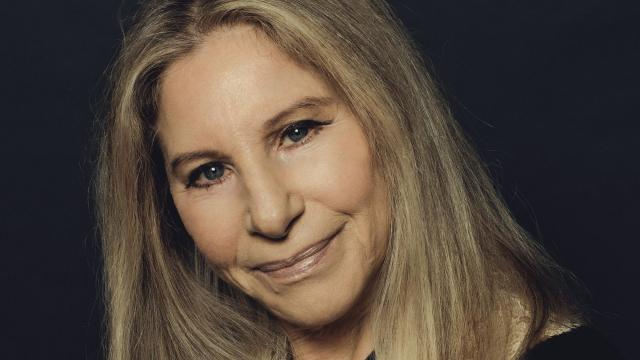 """Barbra Streisand at her home in Malibu, Calif., Oct. 26, 2018. Streisand has a new album, one that is the musical embodiment of her singular dislike of President Trump, and the rare instance of her political views entering her music. """"I am so grateful to have music in my life as a way to express myself,"""" she said. (Ryan Pfluger/The New York Times)"""