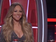 Mariah Carey makes her debut on the show.