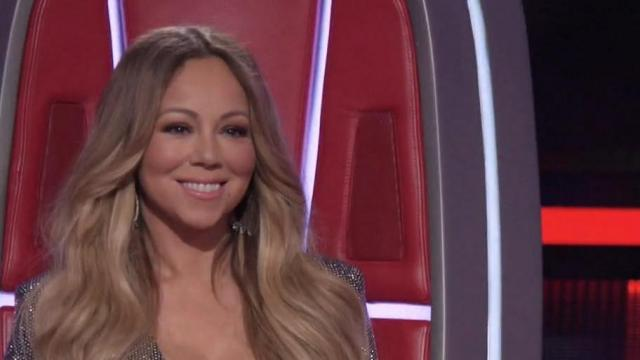 Mariah Carey is the key adviser for the Knockout Rounds.