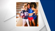 IMAGES: WRAL celebrates Halloween in costumes