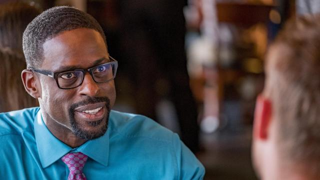 """THIS IS US -- """"Kamsahamnida"""" Episode 306 -- Pictured: Sterling K. Brown as Randall Pearson -- (Photo by: Ron Batzdorff/NBC)"""