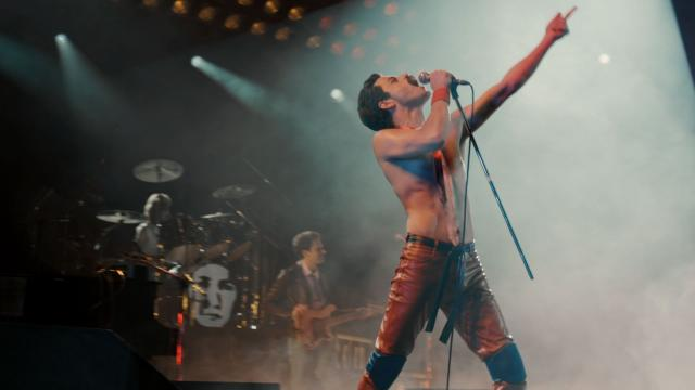 'Bohemian Rhapsody' delivers a good time, not a ball