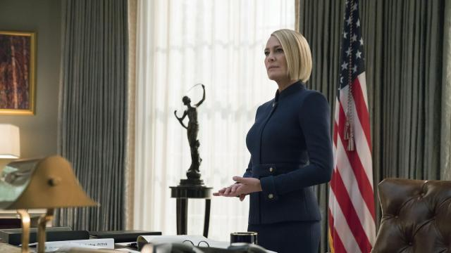 'House of Cards' tries making the best of a bad hand