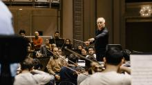 IMAGES: Orchestra That Bridges Mideast Divide Tours a Fractured U.S.