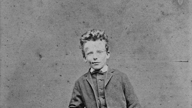In a photo provided by B. Schwarz/Van Gogh Museum Amsterdam/Vincent van Gogh Foundation, Theo Van Gogh, the brother of Vincent Van Gogh. A photo long thought to be one of two known pictures of the artist's face is actually of his brother Theo, researchers in Amsterdam said. (H. J. Weesing/Van Gogh Museum Amsterdam/Vincent van Gogh Foundation via The New York Times) -- NO SALES; FOR EDITORIAL USE ONLY WITH NYT STORY VAN GOGH BROTHER BY NINA SIEGAL FOR NOV. 30, 2018. ALL OTHER USE PROHIBITED. --