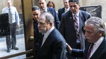 IMAGES: Harvey Weinstein Makes an Email Plea: 'I've Had One Hell of a Year'