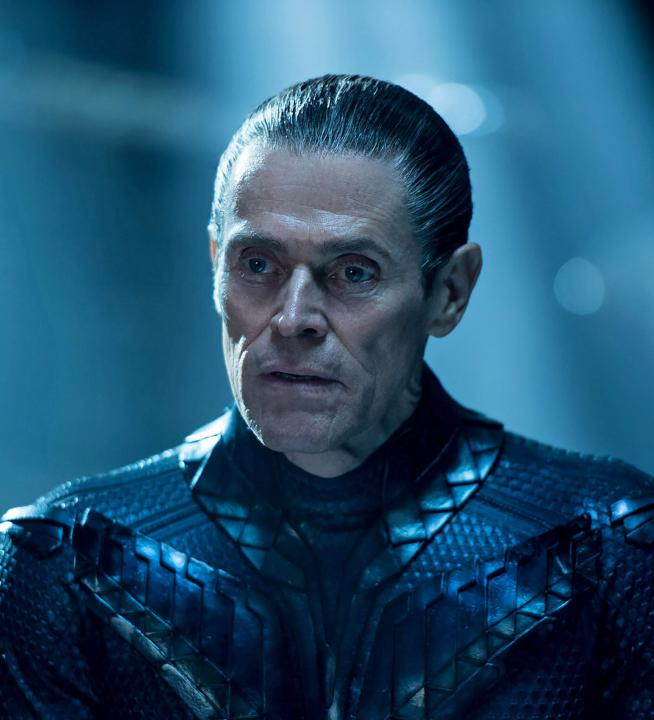 Movie review: CGI-heavy 'Aquaman' could've used more of the