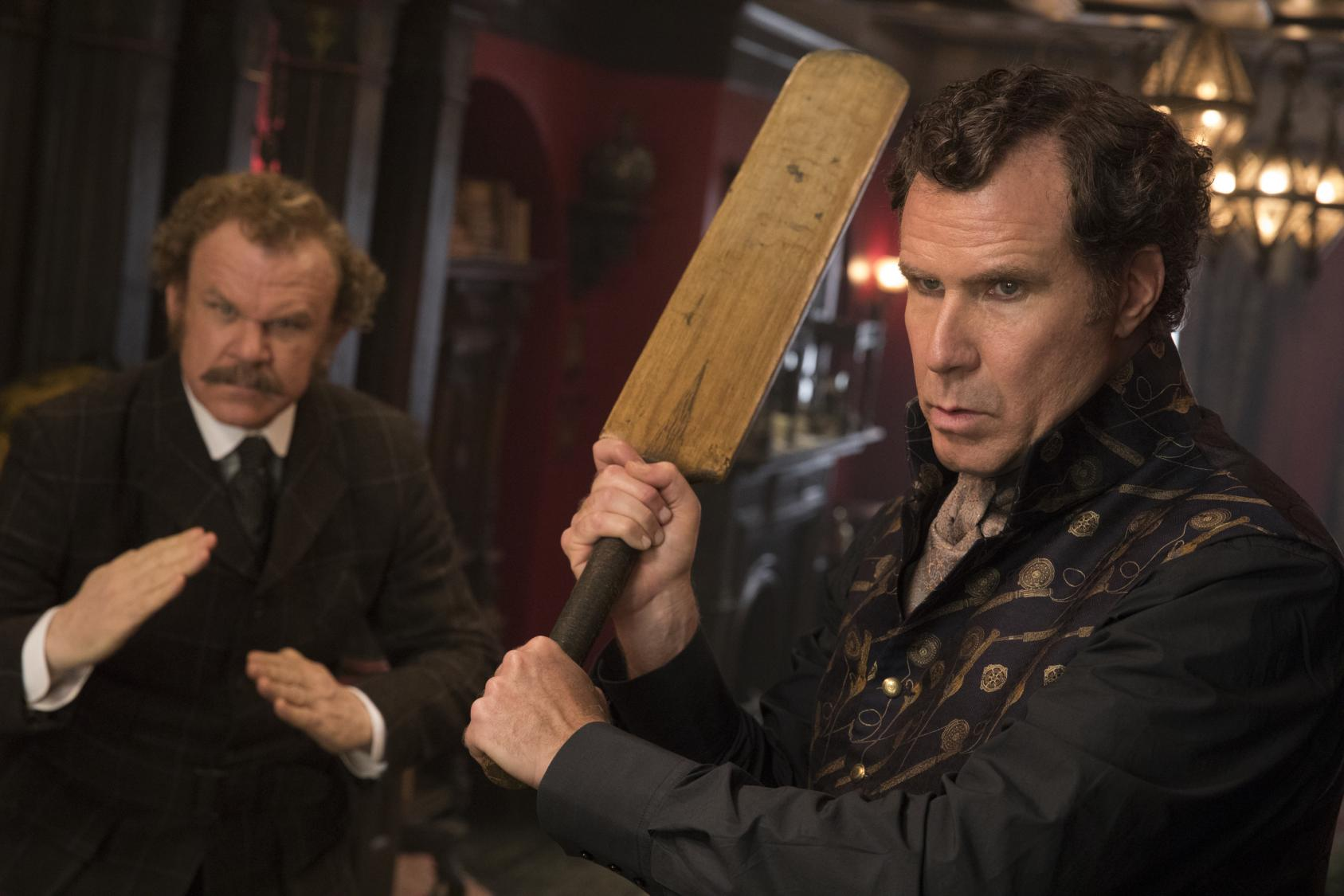 Movie review: 'Holmes & Watson' is a clueless mess :: WRAL com