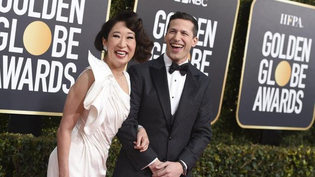 Golden Globes honor 'The Americans,' 'Kominsky Method'
