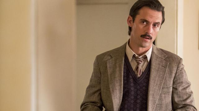 """THIS IS US -- """"Songbird Road: Part One"""" Episode 311 -- Pictured: Milo Ventimiglia as Jack -- (Photo by: Ron Batzdorff/NBC)"""