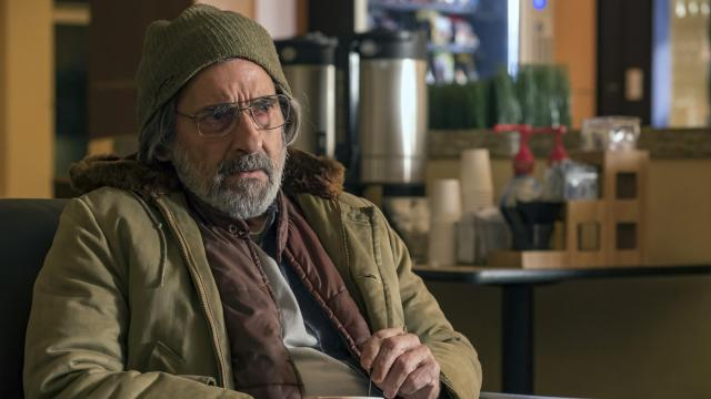 """THIS IS US -- """"Songbird Road: Part Two"""" Episode 312 -- Pictured: Griffin Dunne as Nicky -- (Photo by: Ron Batzdorff/NBC)"""