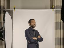 From 'The Lion King' to Angelina Jolie, Chiwetel Ejiofor Has a Lot to Talk About