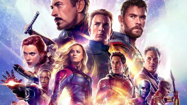 """""""Avengers: Endgame"""" has the potential to shatter records this weekend as Marvel fans around the world flock to theaters to see how the epic saga ends. (IMAX/Marvel Studios)"""