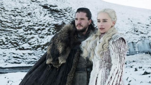 """For diehard fans, every new """"Game of Thrones"""" episode is appointment viewing, but Sunday night's show has anticipation at an all-time fever pitch. (Helen Sloane/HBO)"""