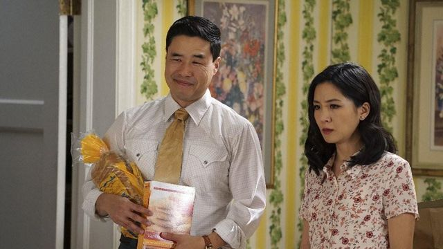 Constance Wu plays Jessica Huang in ABC's Fresh off the Boat (Eric McCandless/ABC)