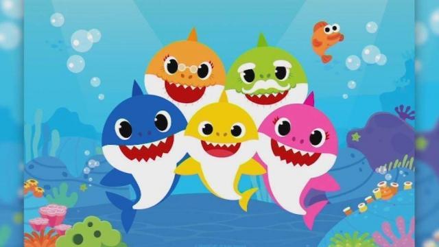 'Baby Shark' is being turned into an animated series, doo doo doo doo doo doo