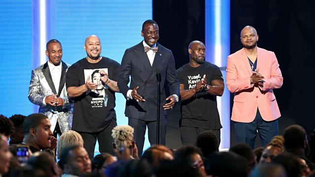 BET Awards both entertained and moved
