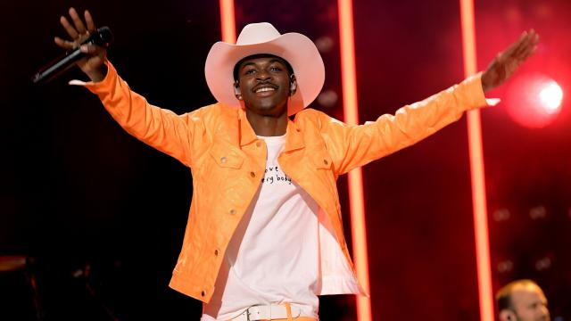 Lil Nas X's Pride tweets mean exactly what most people think they do
