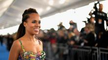 IMAGES: Actress Kerry Washington to encourage NC early voters, campaign for Biden in Durham