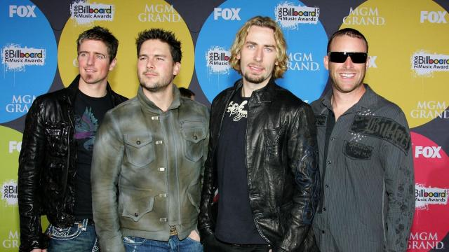 Streams for Nickelback's 'Photograph' rose after that Trump tweet, Nielsen says