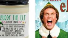 IMAGE: You Can Buy A Buddy The Elf-scented Candle That Smells Like 'swirly Twirly Gum Drops And Cookie Dough'