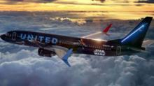 IMAGE: United Airlines Is Launching A New 'Star Wars' Plane To Celebrate 'The Rise Of Skywalker'