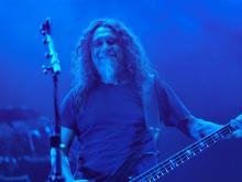Slayer concert at PNC Arena