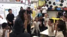 IMAGE: This Teacher Remixed Lizzo's 'Truth Hurts' To Empower Her Students—and It Will Definitely Make You Smile